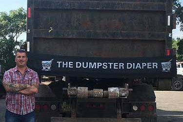 Overcoming Addiction to Become an Inventor of The Dumpster Diaper