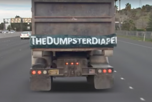 Dump truck diaper prevents windshield, paint damage – Tom Quimby | Total Landscape Care